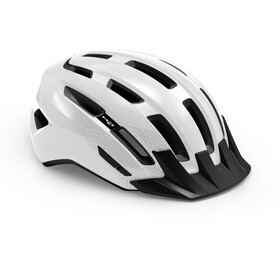 MET Downtown MIPS Helmet, blanco